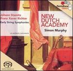 Johann Stamitz, Franz Xaver Richter: Early String Symphonies