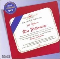Johann Strauss: Die Fledermaus - Birgit Nilsson (vocals); Eberhard Wächter (vocals); Erich Kunz (vocals); Erika Köth (vocals); Ettore Bastianini (vocals);...