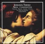 Johann Theile: Arias; Conzaonettas