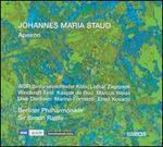 Johannes Maria Staud: Apeiron