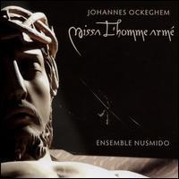 Johannes Ockeghem: Missa L'homme armé - Ensemble Nusmido; Miyiko Ito (fiddle)