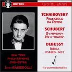 John Barbirolli Conducts The New York Philharmonic