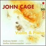 John Cage: Violin & Piano