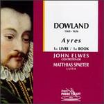 John Dowland: 1st Book of Ayres