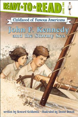 John F. Kennedy and the Stormy Sea - Goldsmith, Howard