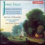 John Field: Piano Concertos Nos. 1 & 2