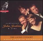 John Jenkins: Fantasias & Airs