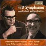 John Joubert, William Mathias: First Symphonies