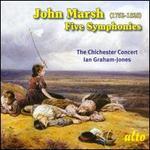 John Marsh: Five Symphonies