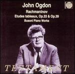 John Ogdon Plays Rachmaninov