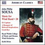 John Philip Sousa: Music for Wind Band, Vol. 20