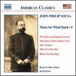 John Philip Sousa: Music for Wind Band, Vol. 4