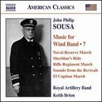 John Philip Sousa: Music for Wind Band, Vol. 7