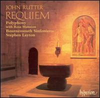 John Rutter: Requiem - Andrew Knight (oboe); Bournemouth Sinfonietta; Howard Nelson (flute); Libby Crabtree (soprano); Lionel Handy (cello);...