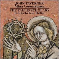 John Taverner: Missa Corona Spinea - Alexander Learmonth (bass); Alice Gribbin (mezzo-soprano); Amy Haworth (treble); Caroline Trevor (alto);...