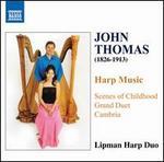 John Thomas: Harp Music