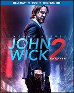 John Wick: Chapter 2 [Includes Digital Copy] [Blu-ray/DVD] - Chad Stahelski