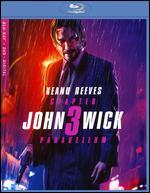 John Wick: Chapter 3 - Parabellum [Includes Digital Copy] [Blu-ray/DVD]