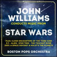 John Williams Conducts Music from Star Wars - John Williams