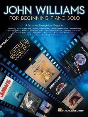 John Williams for Beginning Piano Solo - Williams, John, Professor (Composer)