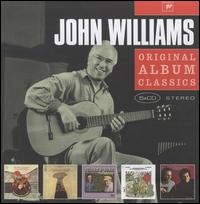 John Williams: Original Album Classics [2009] - Itzhak Perlman (violin); John Williams (guitar); Julian Bream (guitar); English Chamber Orchestra