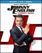 Johnny English Strikes Again [Includes Digital Copy] [Blu-ray/DVD]