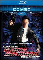 Johnny Mnemonic [Blu-ray/DVD]