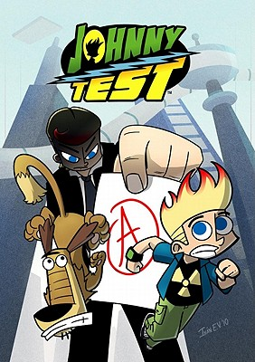 Johnny Test: The Once and Future Johnny - Mettam, Dale