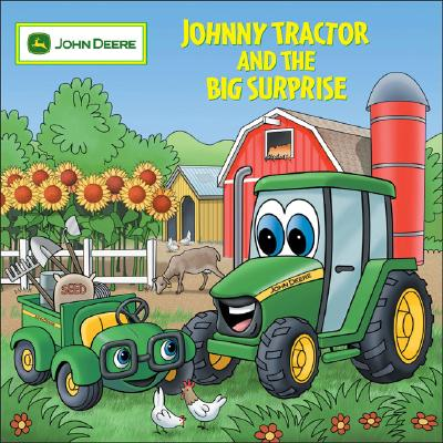 Johnny Tractor and the Big Surprise - Katsche, Judy, and Williams, Ted (Illustrator)