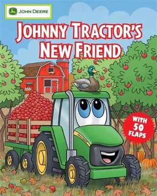 Johnny Tractor's New Friend - Knopf, Susan, and Williams, Ted (Illustrator)