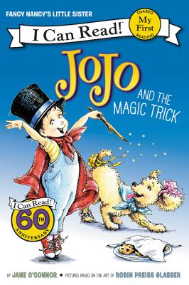 Jojo and the Magic Trick - O'Connor, Jane