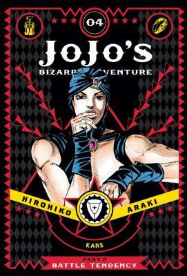 JoJo's Bizarre Adventure: Part 2--Battle Tendency, Vol. 4 - Araki, Hirohiko