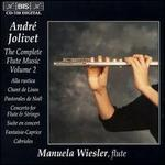 Jolivet: Flute Music Vol. 2