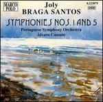 Joly Braga Santos: Symphonies Nos. 1 & 5