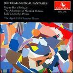 Jon Deak: Musical Fantasies