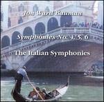 Jon Ward Bauman: Symphonies No. 4, 5, 6