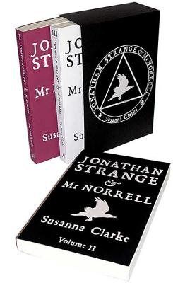 Jonathan Strange & Mr. Norrell Boxed Three Volume Collector's Edition - Clarke, Susanna
