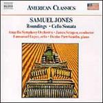 Jones: Roundings/Cello Sonata
