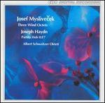 Josef Myslivecek: Three Wind Octets; Joseph Haydn: Partita Hob II:F7