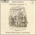 Joseph Haydn: Esterházy Sonatas, Vol. 1
