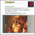 Joseph Haydn: Missa Sunt bona mixta malis; Offertorium Non nobis, Domine; Salve Regina; Ave Regina; Kleine Orgelmesse