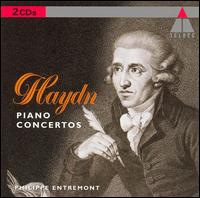Joseph Haydn: Piano Concertos - Philippe Entremont (piano); Wiener Kammerorchester; Philippe Entremont (conductor)