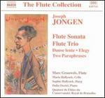 Joseph Jongen: Music for Flute