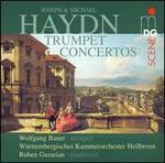 Joseph & Michael Haydn: Trumpet Concertos