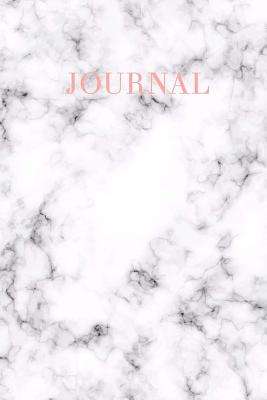 Journal: Gorgeous Marble + Rosegold, 115 Page Notebook - Langford, Tiffany M
