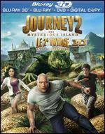 Journey 2: The Mysterious Island [French] [3D] [Blu-ray/DVD]