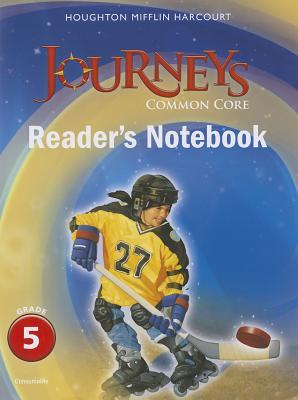 Journeys, Reader's Notebook: Grade 5 - Houghton Mifflin Harcourt (Creator)