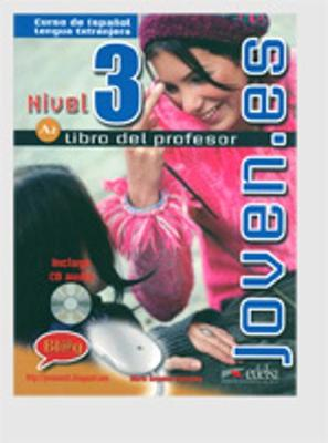 Joven. Es Nivel 3 A2. Libro Del Profesor. (Incluye Cd Audio) - Palomino, Maria Angeles