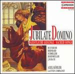 Jubilate Domino: Sacred Songs