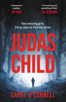 Judas Child - O'Connell, Carol